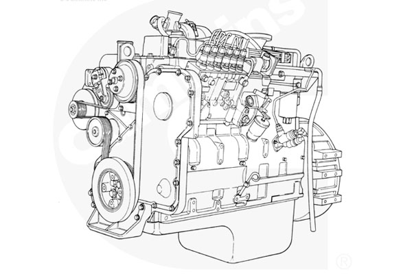Cummins Engine|Cummins Engine Supplier|cummins power unit