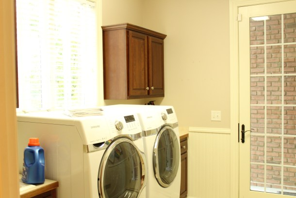 Remodel laundry room