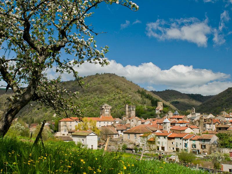 Gorges De LAllier Auvergne Vacances