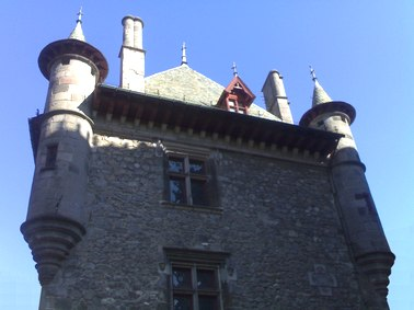 Tours du théâtre d'Aurillac, Musée, Archives, journées du patrimoine 2007