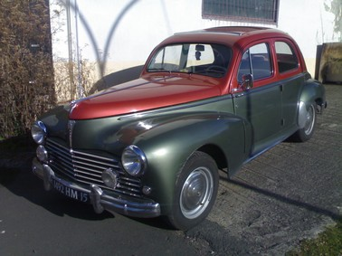 203, Peugeot, Torpedo club d'Aurillac