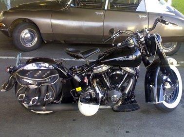 Harley Davinson, photo de moto, Aurillac, Cantal