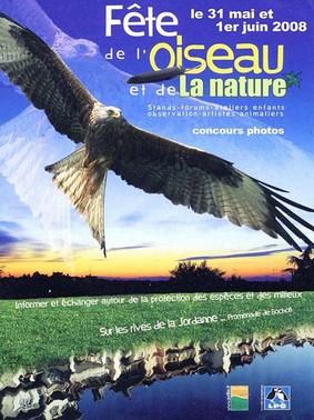 Concours photo, fête de l'oiseau et de la nature Aurillac, 2008