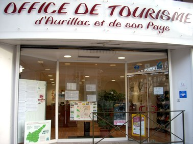 Office de tourisme d'Aurillac
