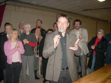 Alain Calmette, Aurillac Au Coeur, Aurillac, Cantal