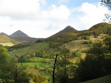 site du Cantal