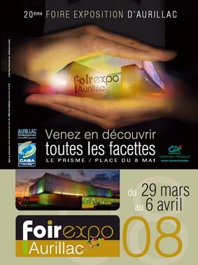 Foire exposition Aurillac, Cantal