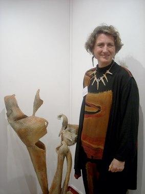 Myriam Delahoux, sculpteur