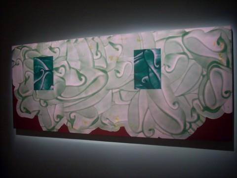 Exposition d'art contemporain à Aurillac aux Ecuries