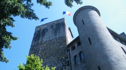 Chateau de St Etienne, Aurillac