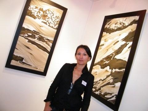 Jone Alonso, peintre