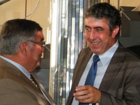 Michel Mercier et Vincent Descoeur