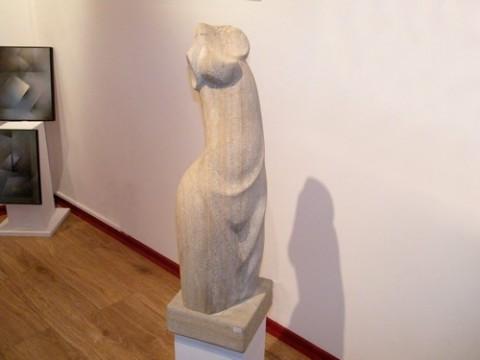Sculpture de Jean Lacalmontie