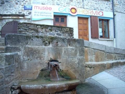 Source de Chaudes Aigues