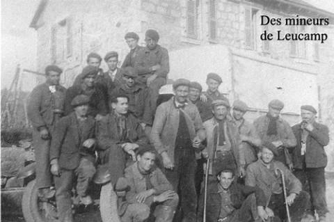 Mineurs de Leucan, Cantal
