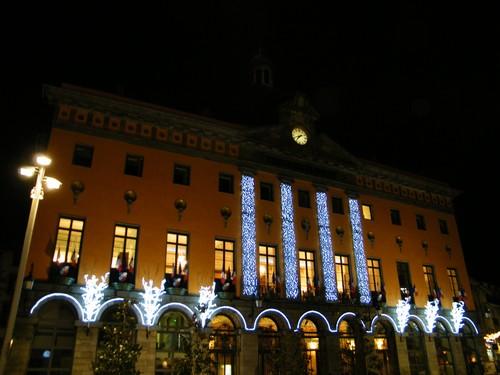 Animations et illuminations de Noël à Aurillac