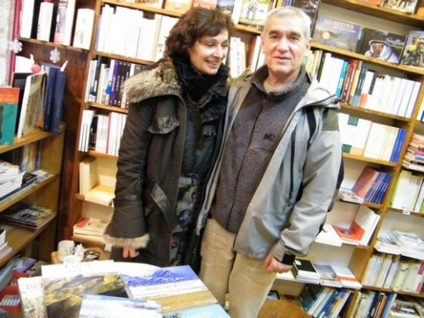 Catherine Samson et Jacques Raymond