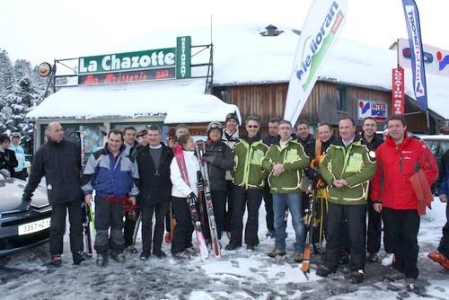 Journée conviviale avec Cantal Séminaires et Cantal Tourisme