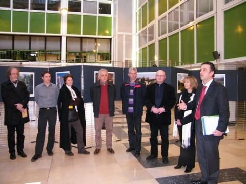 Inauguration et présentation de l'exposition par Bernard Delcros