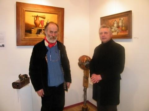 Louis de Verdal et Werner Von Hoylandt