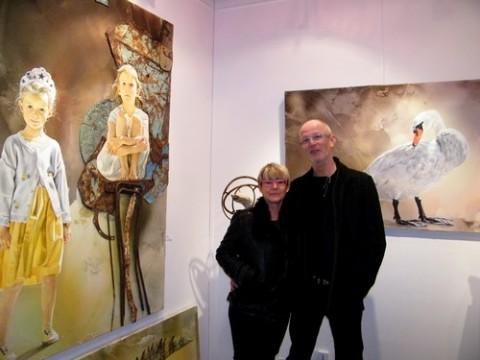 Marion et Patrick Francois