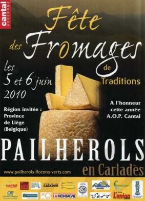 Fête des fromages 2010