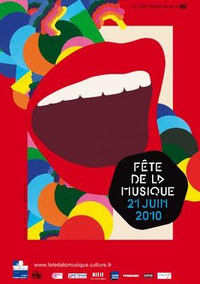 Fête de la musique 2010 à Aurillac, Cantal