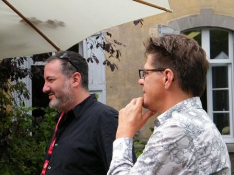 Spencer Tunick avait rencontré Jean-Marie Songy pour Aurillac