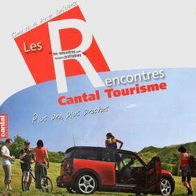 Rencontre Cantal Tourisme 2010