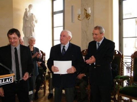 Alain Calmette, Jean-Fernand Gardes (centenaire), Paul Mourier