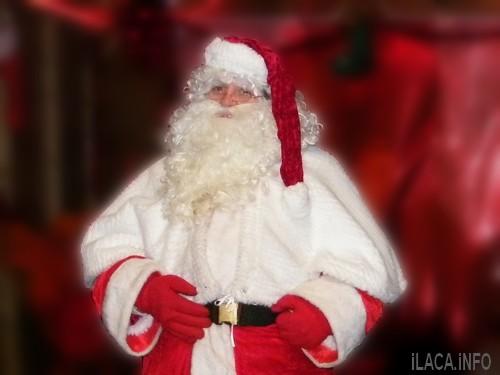 Père Noël à Aurillac et dans le Cantal (Auvergne)