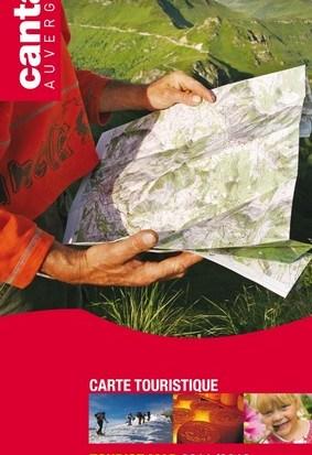 Carte du Cantal 2011