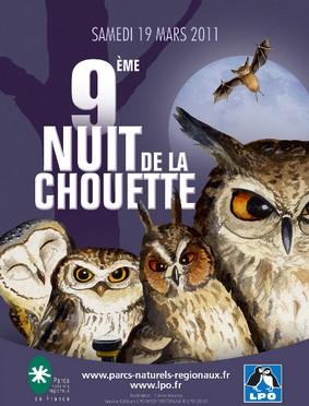 Nuit de la chouette 2011