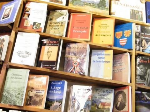 Fête de la librairie 2011 et du livre à Aurilac