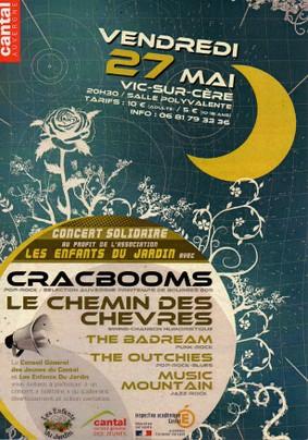 Concert à Vic-sur-Cère