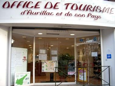 Office de Tourisme du bassin d'Aurillac