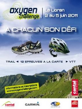 Oxygène Challenge 2011