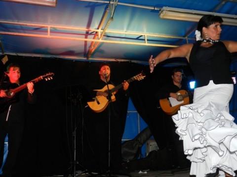 Chants et danses gitanes, flamenco, gypsie avec Lastimelie