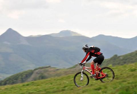 Oxygen challenge 2012 dans le Cantal