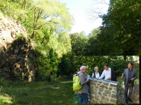 Puy Courny à Aurillac