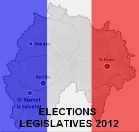 Résultats des élections legislatives