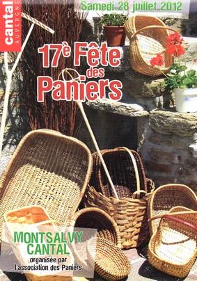 Fête des paniers à Montsalvy
