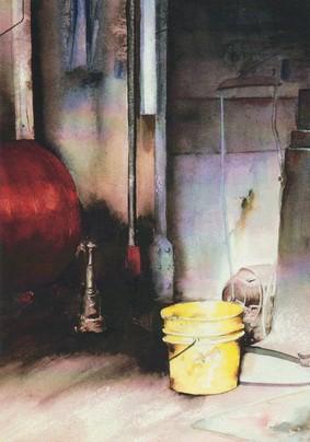 Aquarelles, exposition de Raymond Cazes