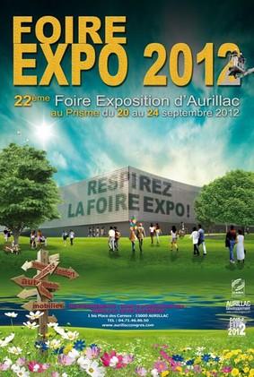 Foire Expo d'Aurillac 2012 au Prisme