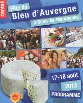 Fête du bleu de Riom-ès-Montagne