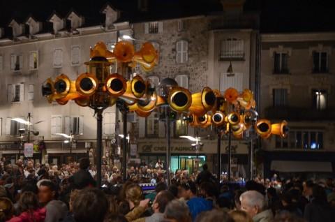 Festival International de Théâtre de Rue d'Aurillac 2014