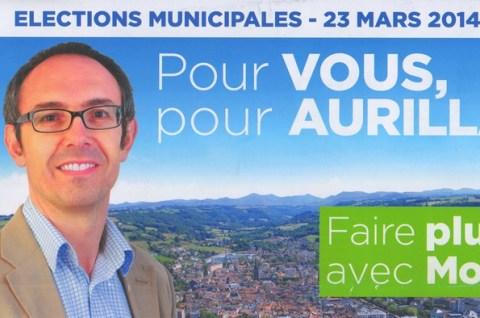 Jean-Antoine Moins, Pour vous, pour Aurillac