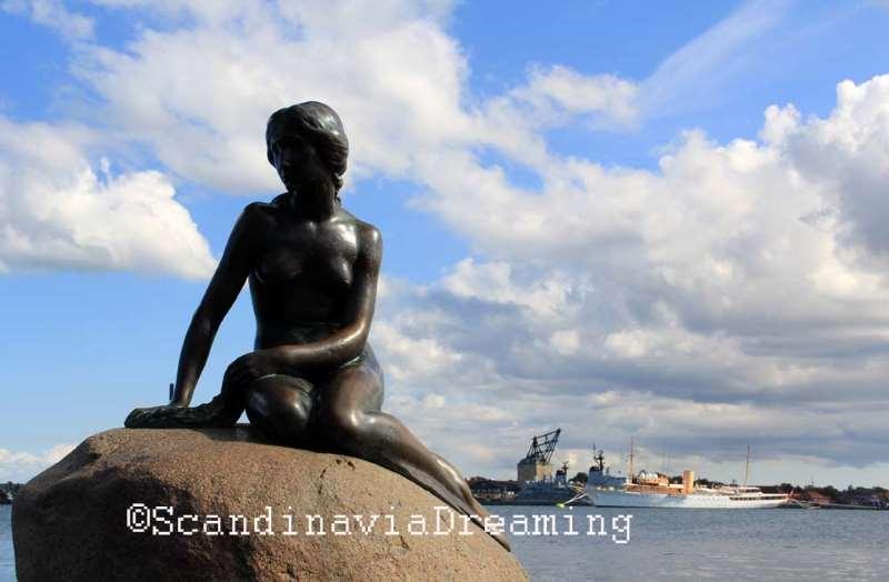 L'interview de Julie, au Danemark