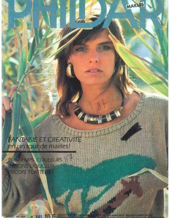 N° 141 PHILDAR printemps 1987_page_0001