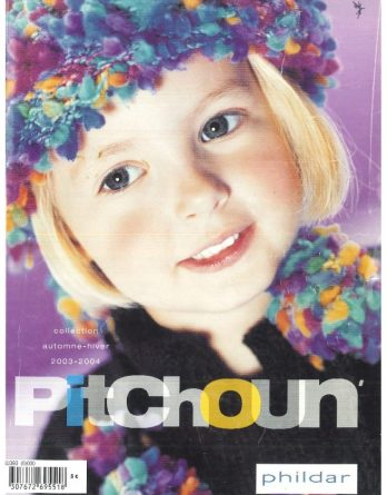 N° 393 PHILDAR Pitchoun automne -hiver 2003-2004_page_0001